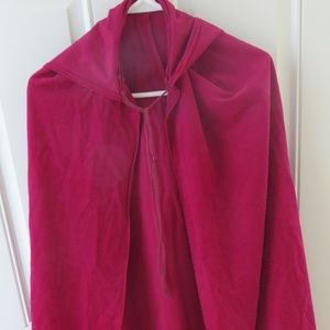 Red Riding Hood Cape  / Costume
